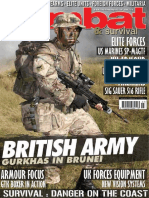 Combat and Survival March 2014