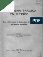 La Decena Tragica en Mexico