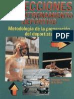 Direcciones Del Entranamiento Deportivo_Metodología de La Preparación Del Deportista_De La Rosa F