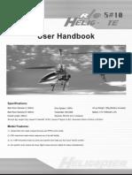 Walkera HM5#10 Manual