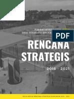 RENSTRA DISRUMKIM 2016 - 2021 (PERUBAHAN 2)