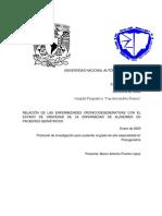 Propuesta completa de protocolo de investigación