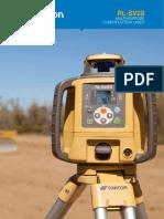 Topcon RL-SV2S Dual grade laser level