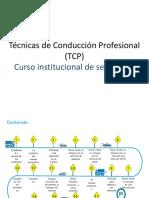 Técnicas de Conducción Profesional (TCP)
