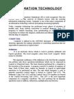b. Com. Iiinformation Technology 2