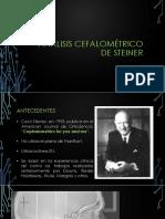 CLASE 7 Análisis Cefalométrico de Steiner