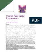 Pyramid Reiki Manual