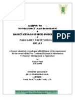 Project Report on Fodder Singh09