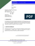 MINERÍA SUBTERRÁNEA I