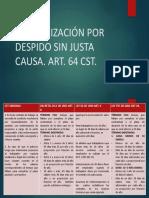 Indenizacion Art 64