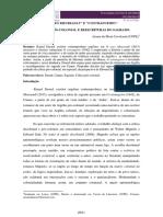 O Caso Meursault e O Estrangeiro Memória Pós-colonial e Reescrituras Do Sagrado