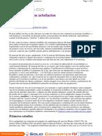Arteologia - Semiotica De Los Artefactos [mht]