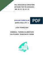 Organizarea Agentiei de Turism_C. Dinca
