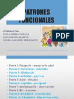 3 PATRONES FUNCIONALES