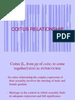 16. COITUS