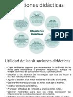 Situaciones Didacticas y Planeacion Español