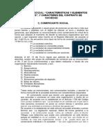 Clase Quinta de Derecho Mercantil COMERCIANTE SOCIAL