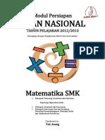 Modul Persiapan UN Matematika SMK 2013 (Revised).docx