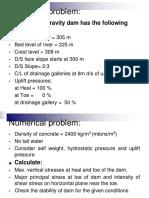 Dam Numerical.pptx