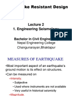 ERD Lecture 2 Measurement of Earthquake..ppt