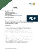 Syllabus - Estructuras Geotécnicas 2020