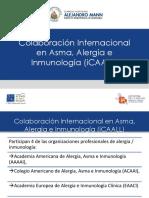 Colaboración Internacional en Asma, Alergia e Inmunología.pptx