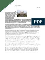 Sejarah Kerajaan Siak Sri Indrapura Di Riau