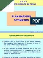 SA215_04 Plan Maestro Optimizado