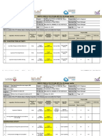 Drainage work -Inspection Test Plan -ITP