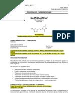 macrodantina