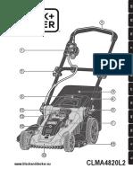 Black and Decker CLMA4820L2 Lawn Mower.pdf