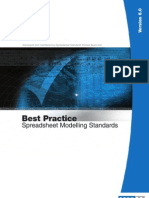 Best Practice Spreadsheet Modelling Standards v6.0