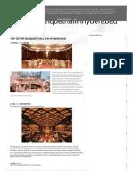 Top 3 Star Banquet Halls in Hyderabad | SVM Grand