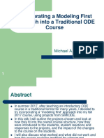 Mike_Karls__-_Modeling_First_Approach_in_Traditional_ODE_Course.pptx