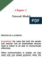 CHAPTER 2-NETWORK MODEL