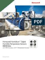 honeywell-sensing-humidicon-hih6100-series-product-sheet-009059-7-en