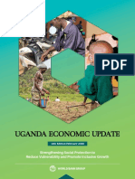 Uganda Economic Update 14th Edition