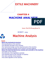 4. Chapter 4 - Machine Analysis