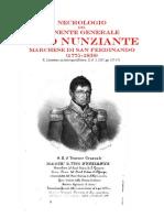 Life of the Borbonic General Vito Nunziante 1775-1836