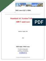 Std AC voltages