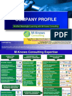 New Compro M-Knows Consulting 2019