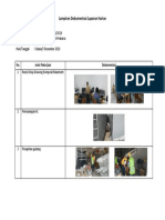Lampiran Dokumentasi Proyek Konstruksi