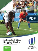 Regolamento Rugby