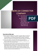 American Connector Company