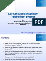 Key Account Management Course Notes