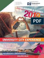 Fed Uni Brochure Aug19