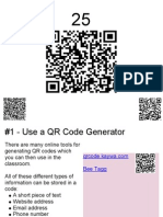 20 Interesting Ways to Use QR Codes in the Cla