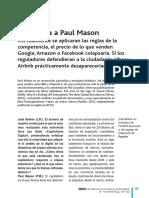 Bellvet entrevista a Paul Mason