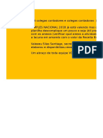 Planilha VDC Simples Nacional 2018