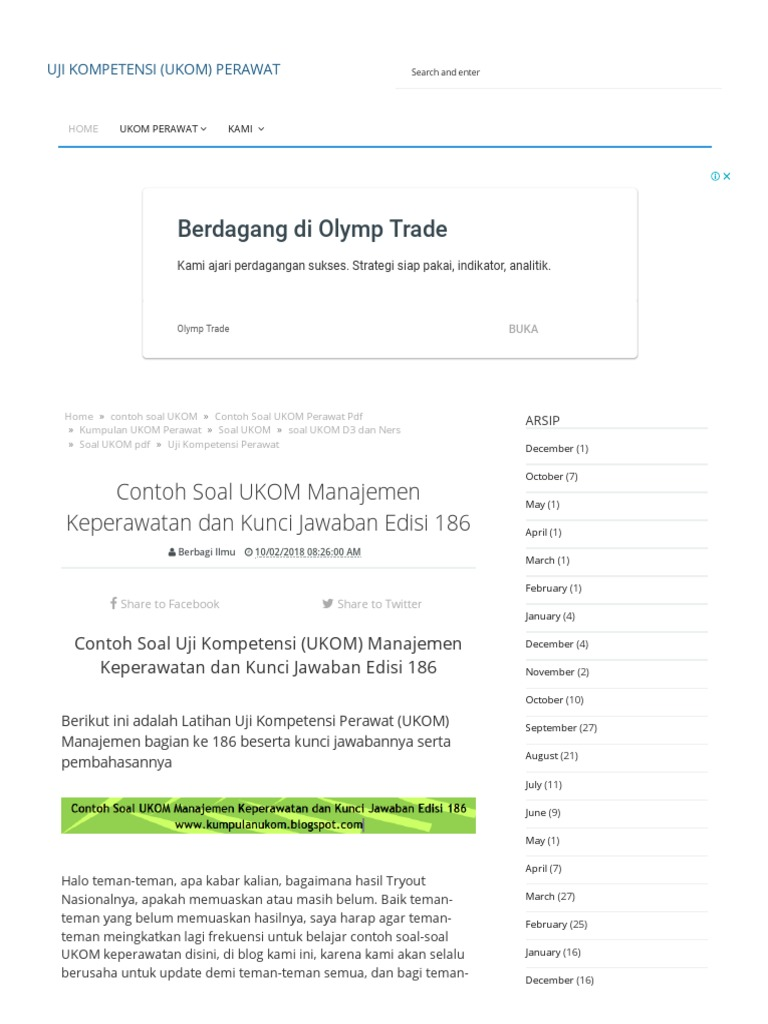 Download Soal Uji Kompetensi Bidan Dan Kunci Jawaban Pdf Asli Guru Ilmu Sosial